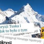 Indie, Nepal i Chiny we wspólnym apelu: Hipokryzja nie leży w Himalach!